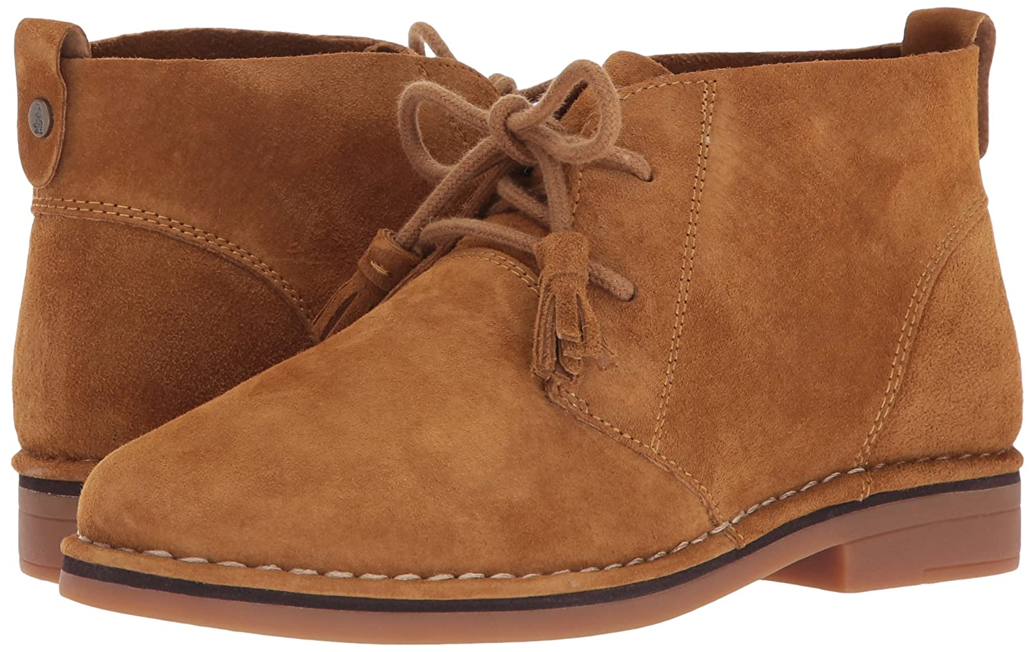 Hush Puppies Women's Cyra Catelyn Ankle Bootie B01NAYOIV5 7 M US|Camel