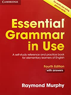 English grammar in use a self study reference and practice book for essential grammar in use with answers a self study reference and practice book for fandeluxe Choice Image