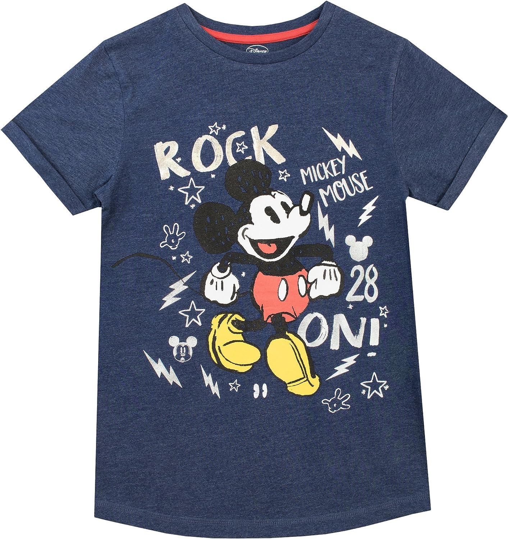 Disney Maglietta per Ragazzi Topolino