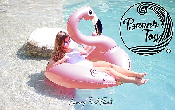 Amazon.com: – Juguete de playa inflable gigante luz piscina ...