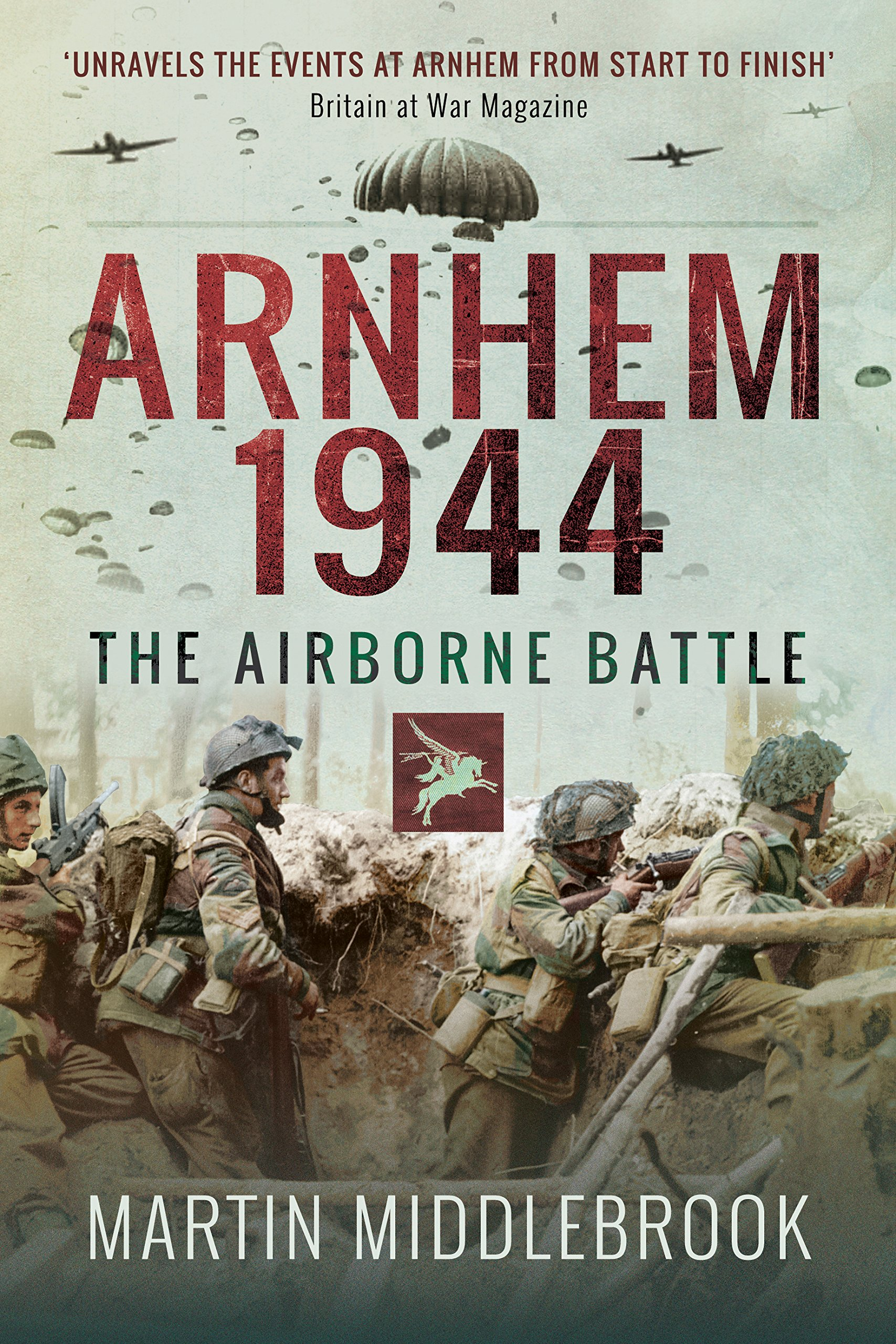 Read Online Arnhem 1944: The Airborne Battle PDF
