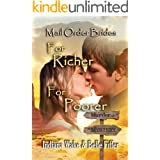 Mail Order Bride: For Richer for Poorer: Sweet, Clean, and Inspirational Western Historical Romance (Mail Order Bride Murder