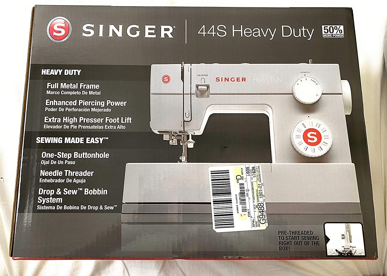 Singer Classic Heavy Duty mecánica máquina de coser velocidad ...