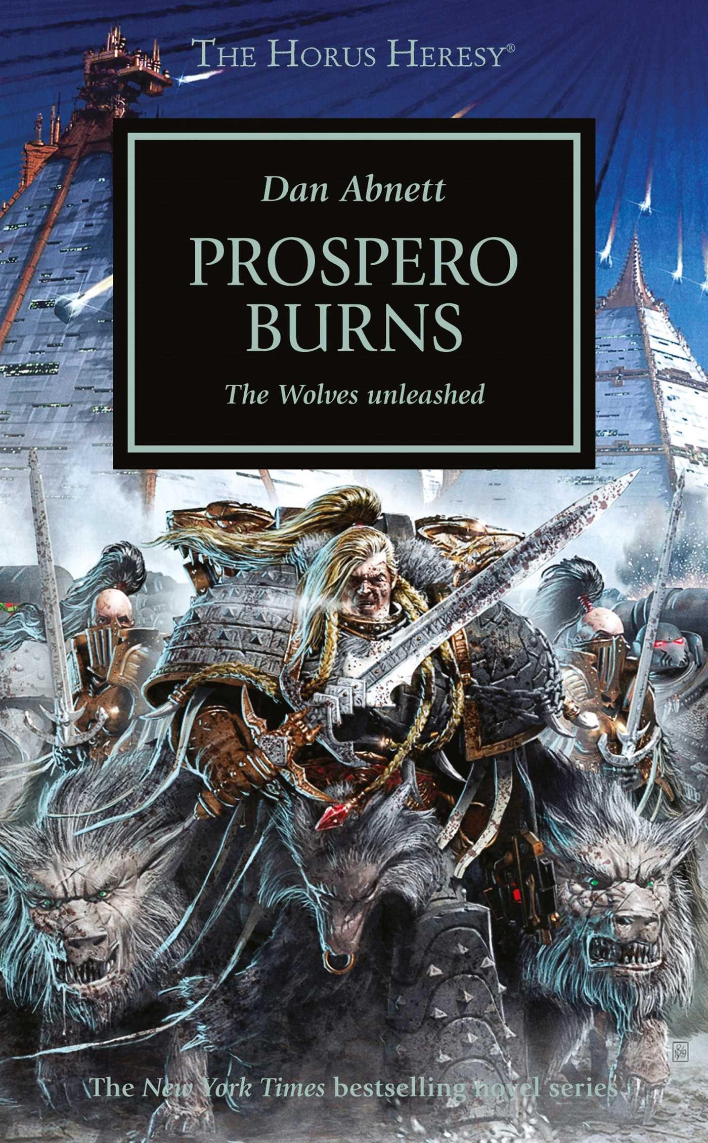Prospero Burns (The Horus Heresy): Dan Abnett: 9781849708227: Amazon.com:  Books