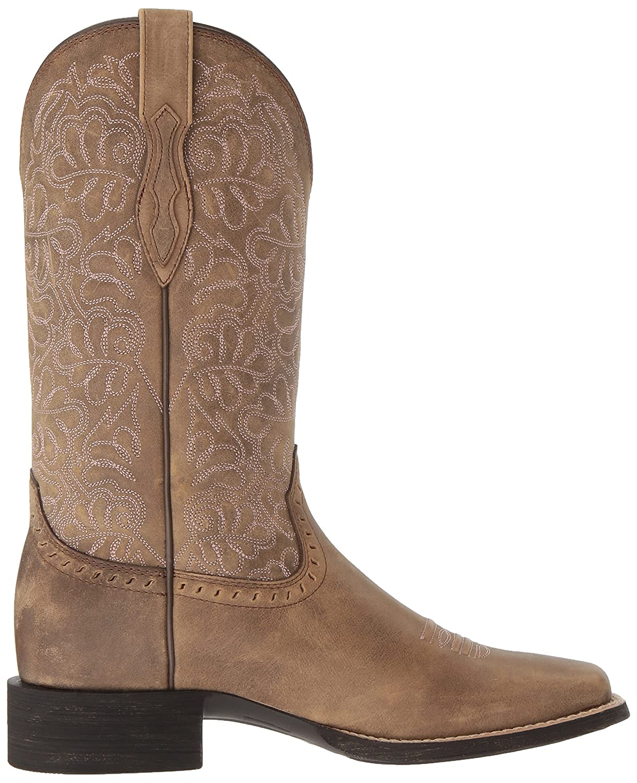 Ariat Women's 10 Round up Remuda Western Cowboy Boot B01L91M6J6 10 Women's B(M) US Brown Bomber 1c72e7
