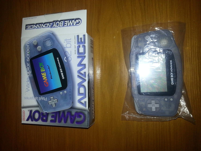Game Boy Advance Console in Glacier: Game Boy Advance: Video Games