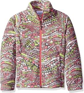 854d9c11cdbe Amazon.com  Columbia Girls  Benton Springs Ii Printed Fleece Jacket ...