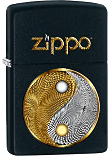 Zippo Mechero de Gasolina, Verde Mate, 84 x 6 x 6 cm: Amazon.es: Hogar
