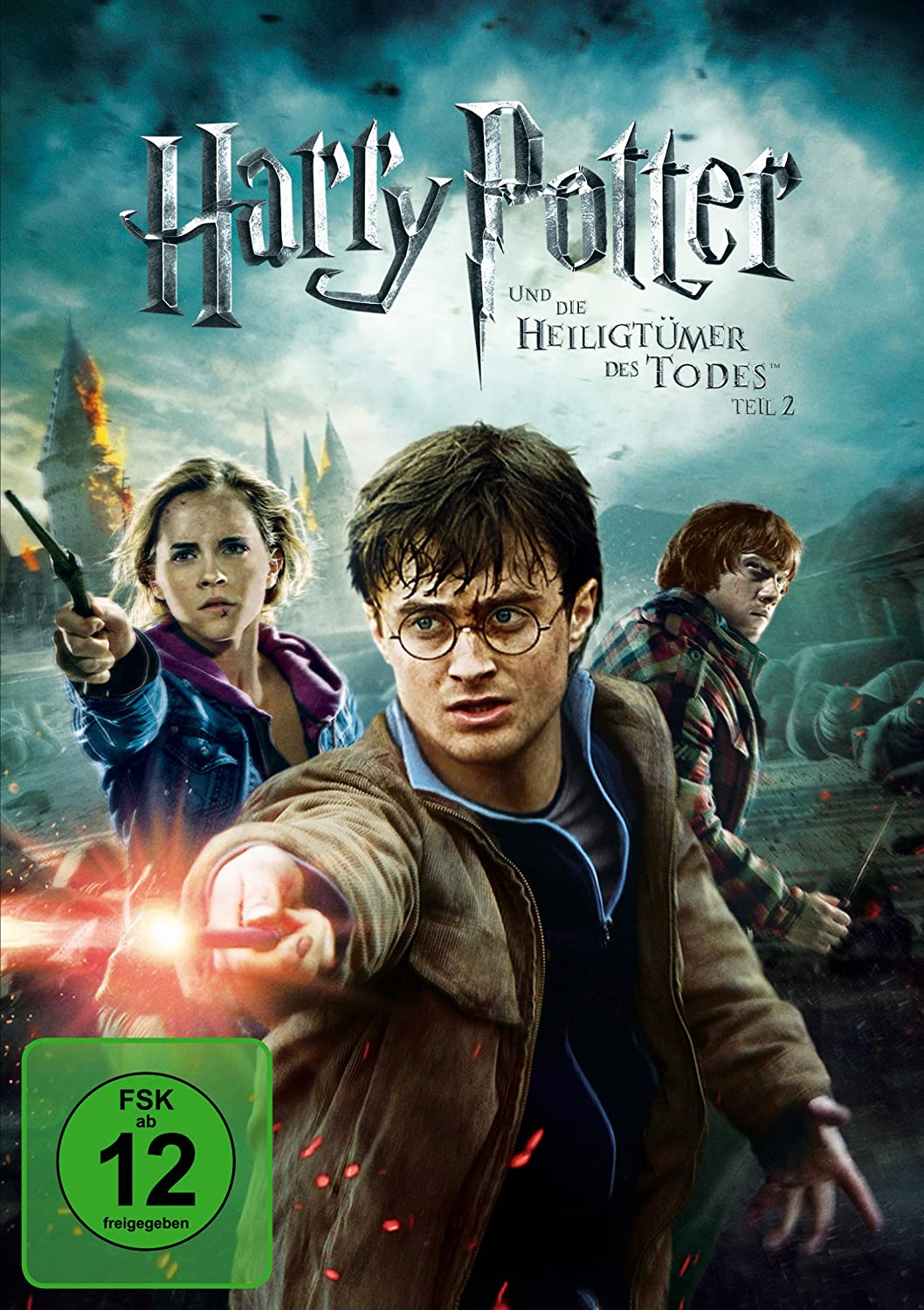 Harry Potter 7 Heiligtmer D Todes Amazon Co Uk Dvd Blu Ray
