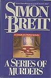 A Series of Murders: A Crime Novel