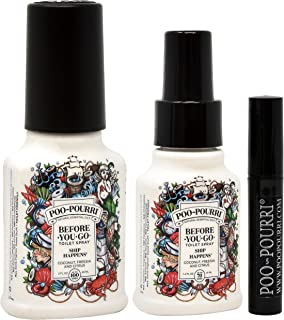 product image for Poo-Pourri Before-You-Go Toilet Spray Set (Ship Happens)