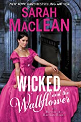 Wicked and the Wallflower: Bareknuckle Bastards Book 1 Kindle Edition