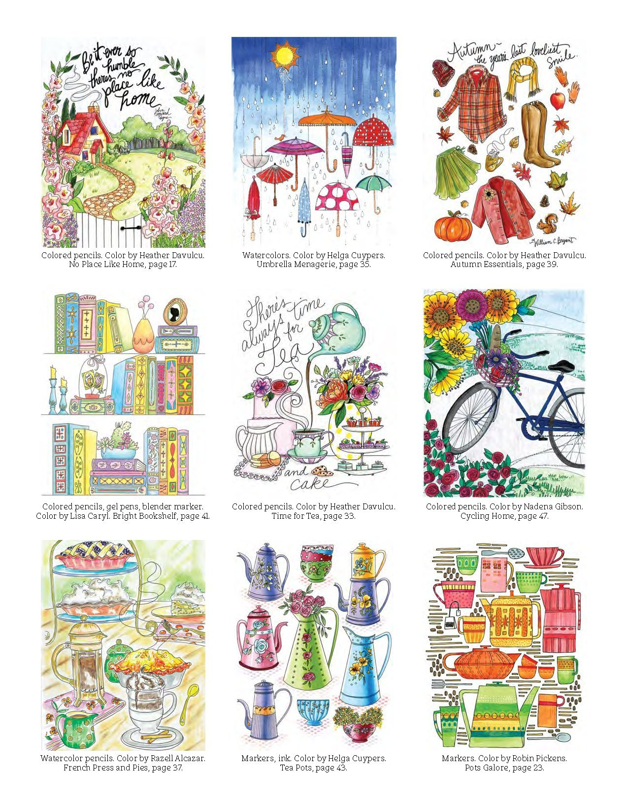 Amazon Hygge Happy Coloring Book Pages For A Cozy Life Design Originals Discover The Scandinavian Secret Of Happiness Enjoy Good