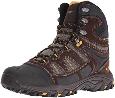 Hi-Tec Men's Altitude Lite 200g Waterproof-M Snow Boot, Dark Chocolate/