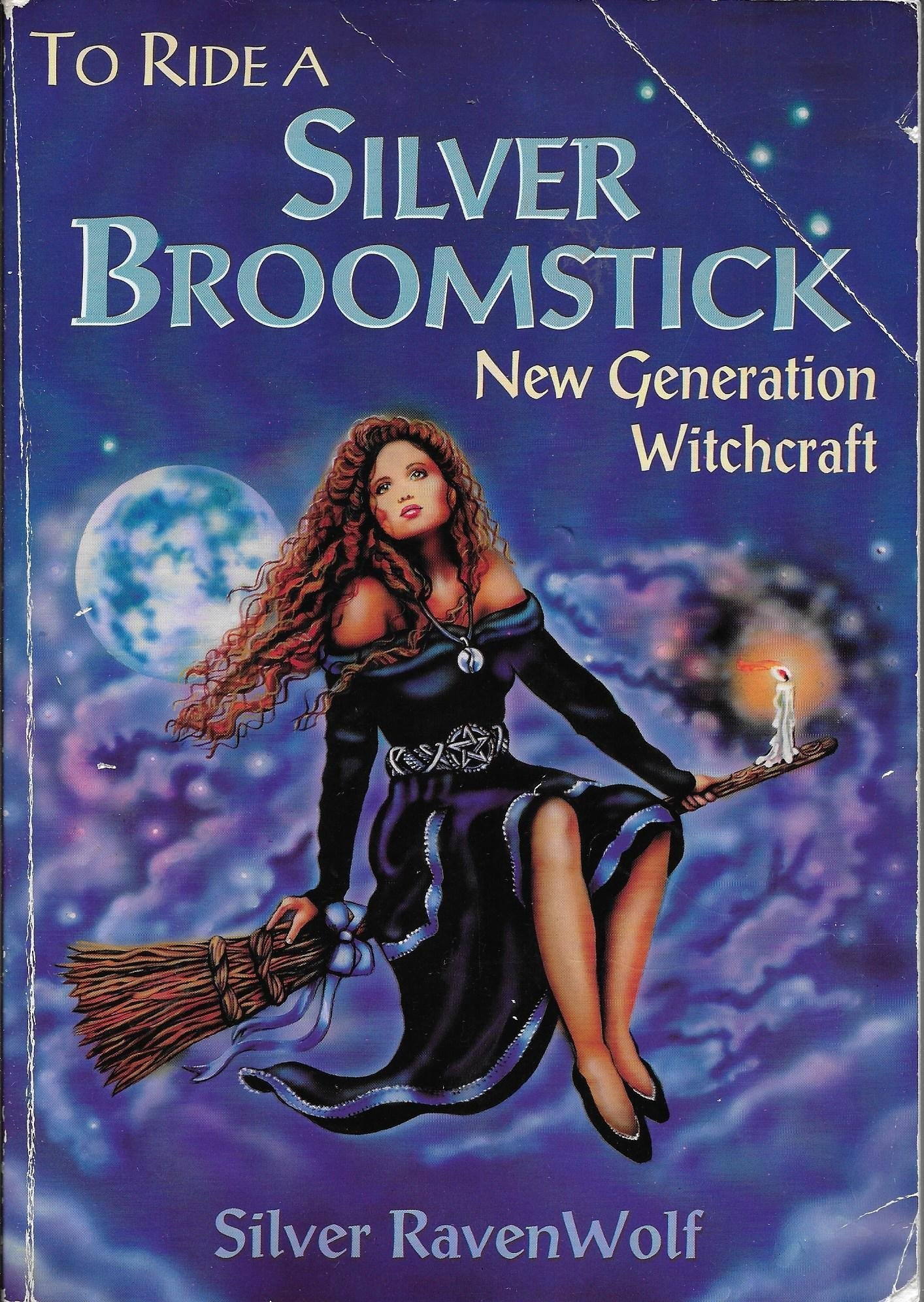 To Ride a Silver Broomstick New Generation Witchcraft Amazon.com ...