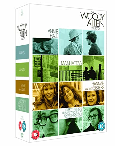 Woody Allen Collection: Best Of 4 Dvd Edizione: Regno Unito Reino ...