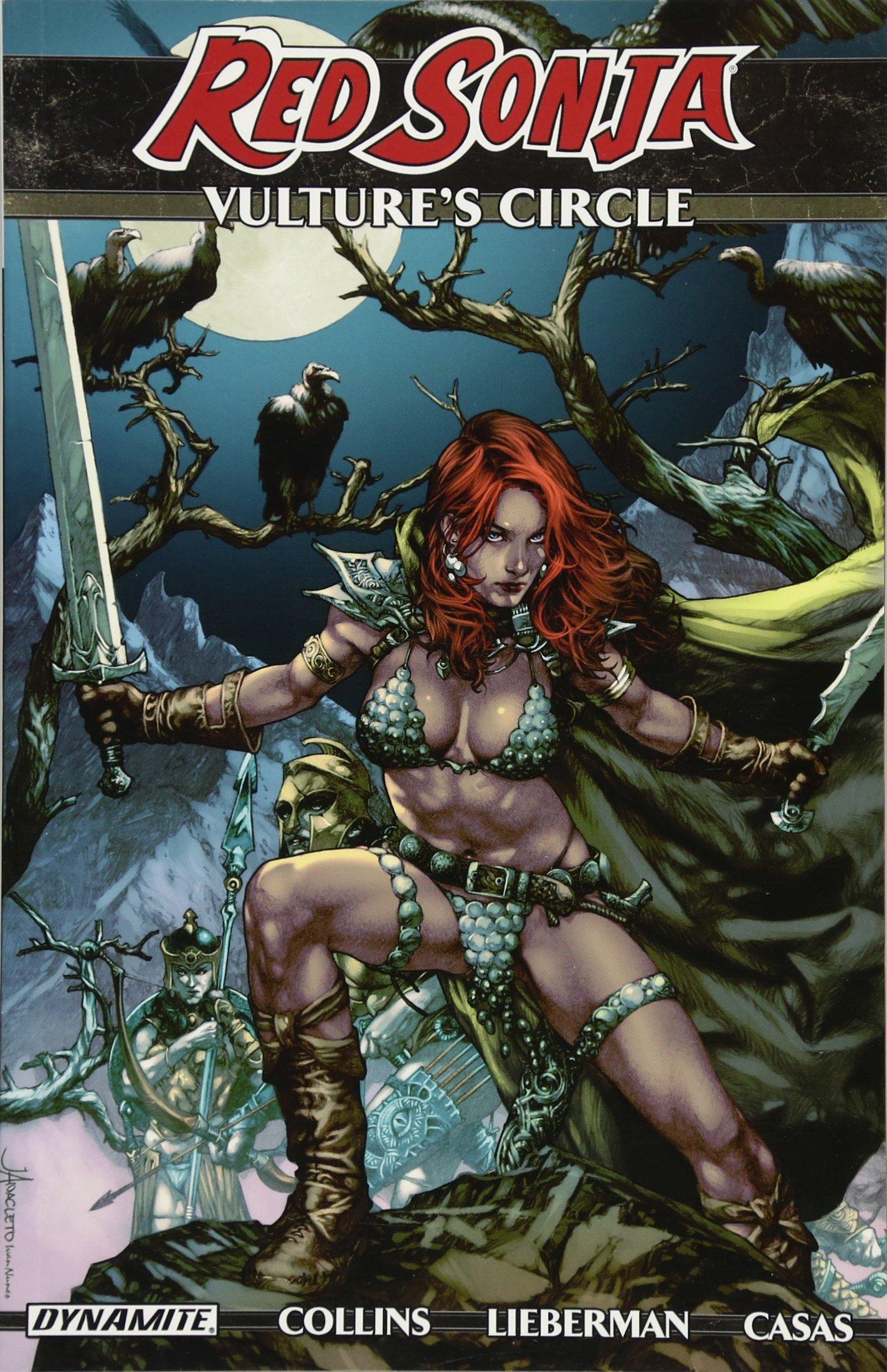 Download Red Sonja: Vulture's Circle pdf epub