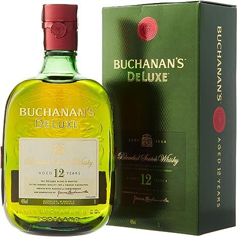 BuchananS Deluxe Whisky Escocés, 1kg