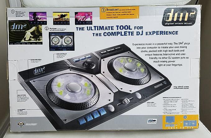 dm2 Mezclador de música digital: Amazon.es: Instrumentos musicales
