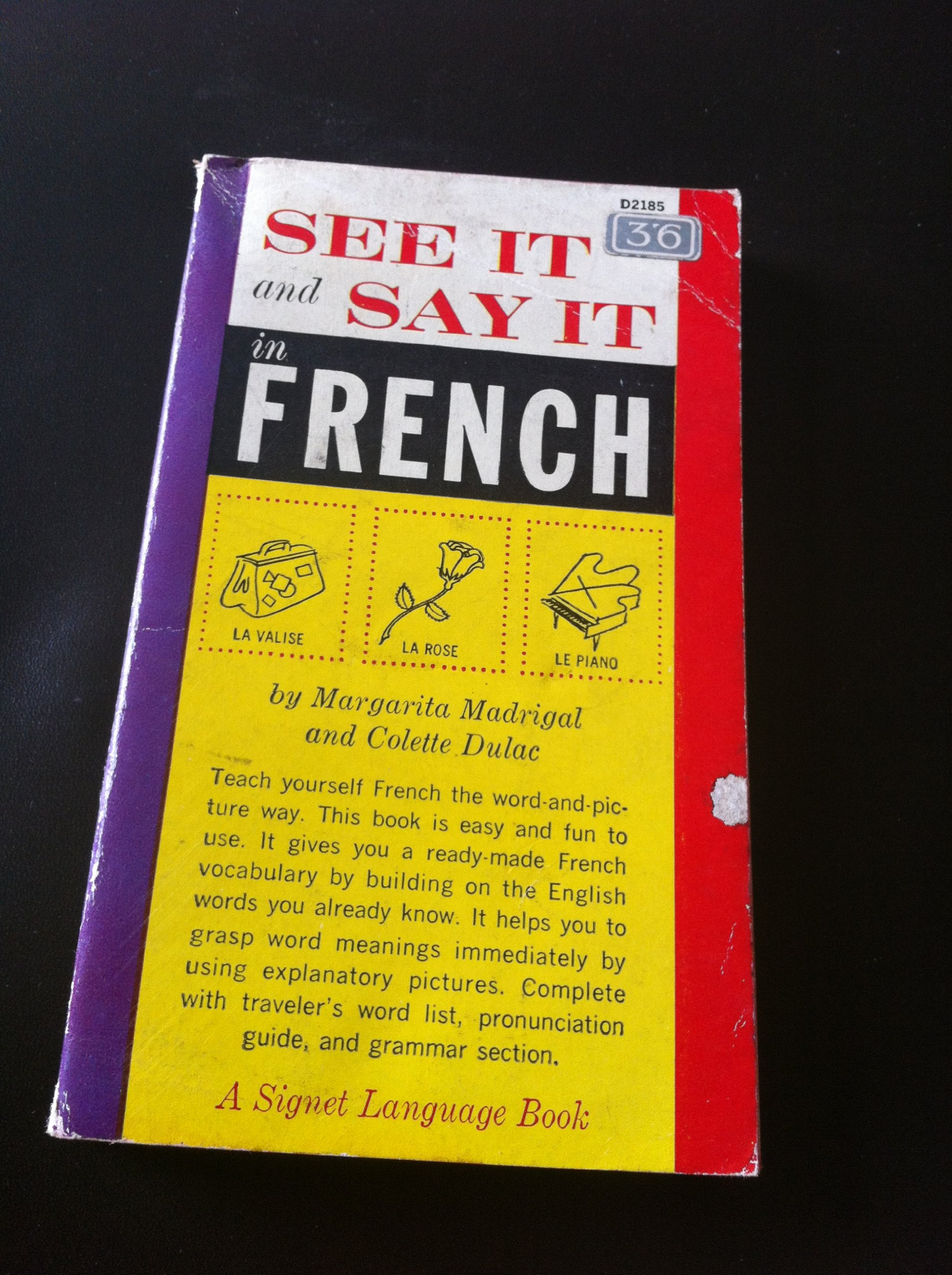 Amazon buy see it and say it in french signet books book amazon buy see it and say it in french signet books book online at low prices in india see it and say it in french signet books reviews ratings solutioingenieria Choice Image