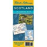 Rick Steves' Scotland Planning Map: Including Edinburgh & Glasgow City Maps