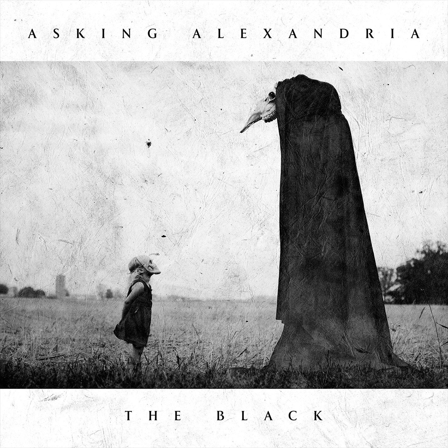 CD : Asking Alexandria - The Black [Explicit Content] (CD)