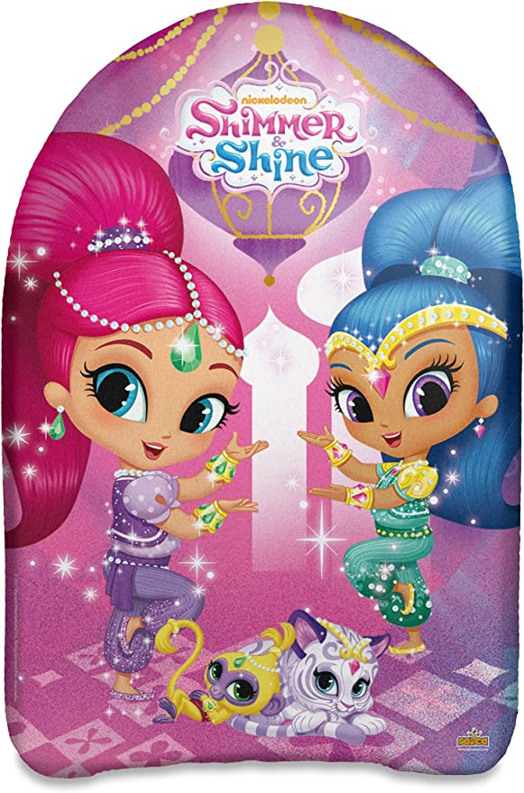 Shimmer And Shine B.Board Tabla de 45 cm Saica 2661: Amazon.es ...