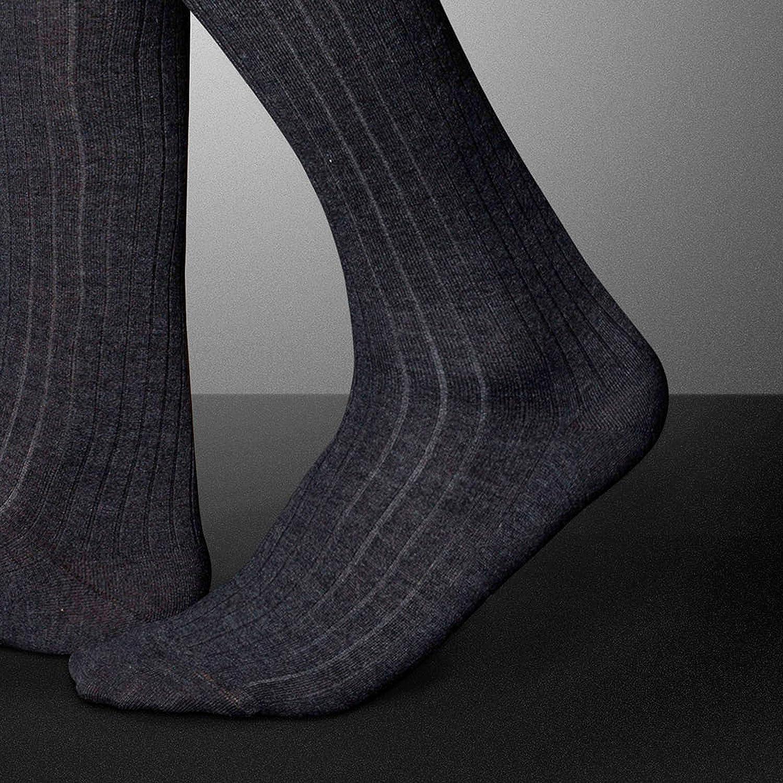 Falke No Bleu 2 Finest Cashmere Chaussette Homme Taille Fabricant : 45-46 FR : 2XL