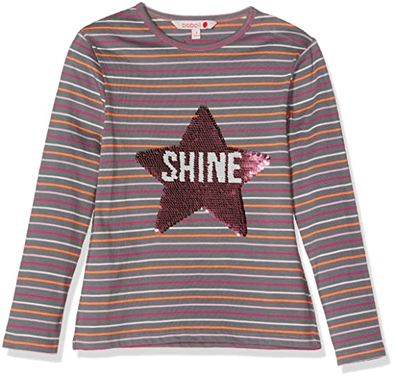 boboli Stretch Knit T-Shirt For Baby Girl Camiseta para Beb/és