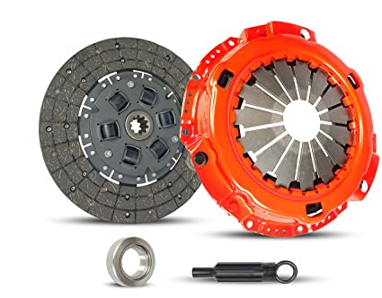 Clutch Kit Works With Toyota Land Cruiser Suv Base Sport Utility Standard Cab Pickup 1975-