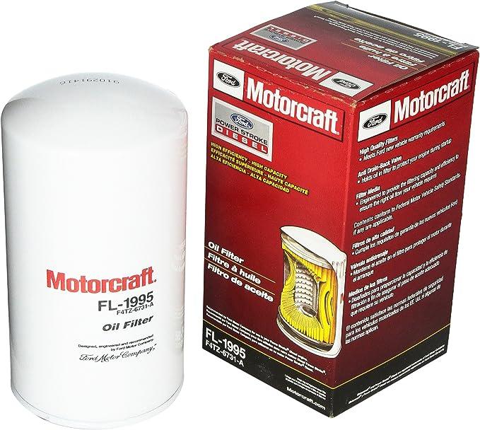 Amazon.com: Motorcraft FL-1995 Oil Filter: AutomotiveAmazon.com