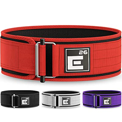 Element 26 Self-Locking Weight Lifting Belt