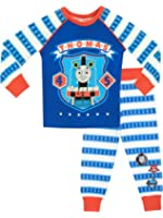 Thomas & Friends Boys Thomas the Tank Engine Pyjamas - Snuggle Fit - Ages 18 Months to 7 Years