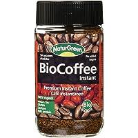 NaturGreen BioCoffee Instant - Café instantáneo, 100 g