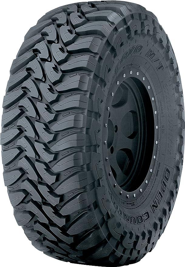 35x At Tire Rack >> Toyo Tire Open Country M T Mud Terrain Tire 35 X 1250r20 121q