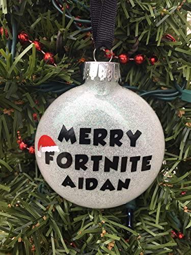 gamer christmas ornaments