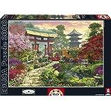 Educa 16019 - Japan Garden, Dominic Davison - 3000 pieces - Genuine Puzzle