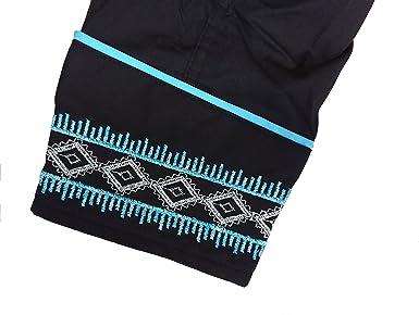 Amazon.com: Camisa de Charro, Cowboy Camisa Manga Larga El ...