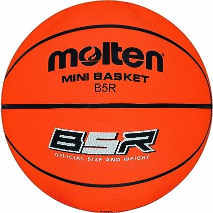 MOLTEN - Balón para Entrenamiento de Baloncesto, Color Naranja ...