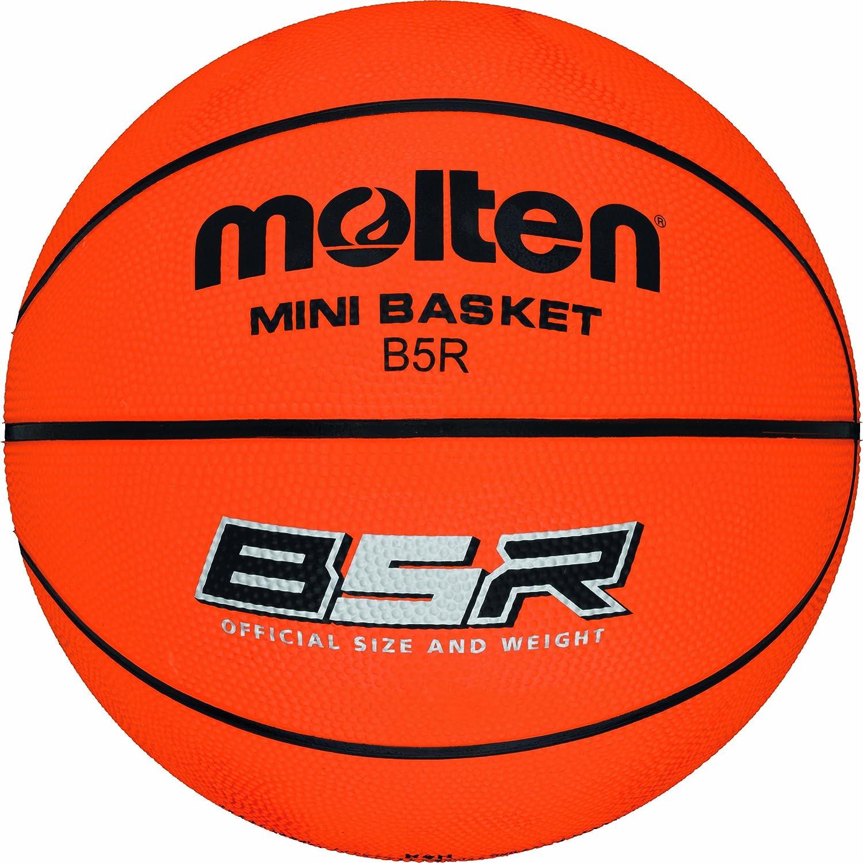 Molten Trainingsbasketball, orange