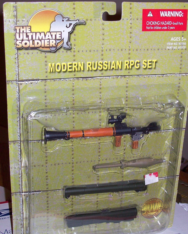 Das ultimative moderne Russischer Soldat-RPG-SET