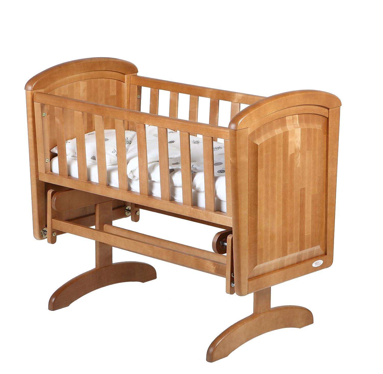 Crib for babies online india - Troll Nicole Glider Crib Antique