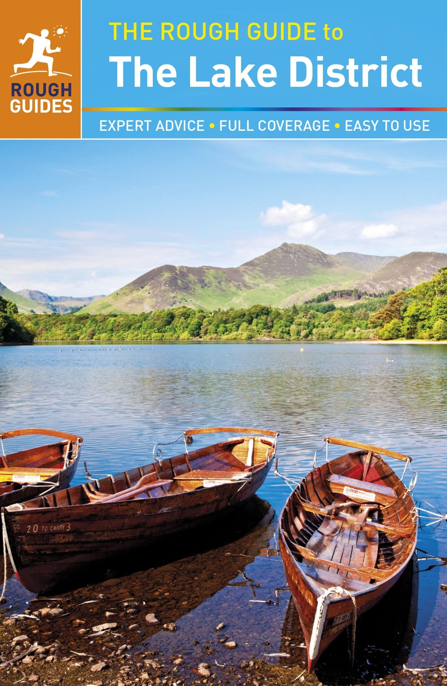 The Rough Guide to the Lake District Jules Brown