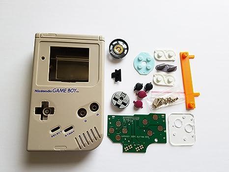 Amazon Com Atomic Market Grey Starter Kit Gameboy Zero Dmg 01 4