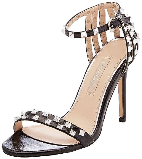 Primadonna 112110221LM Scarpe con Cinturino alla Caviglia Donna Nero 40