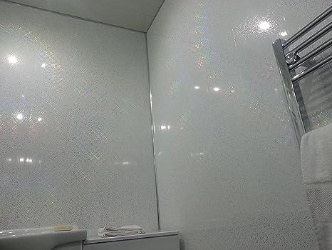 BCS Pannelli in PVC per Il Rivestimento delle pareti del Bagno e ...