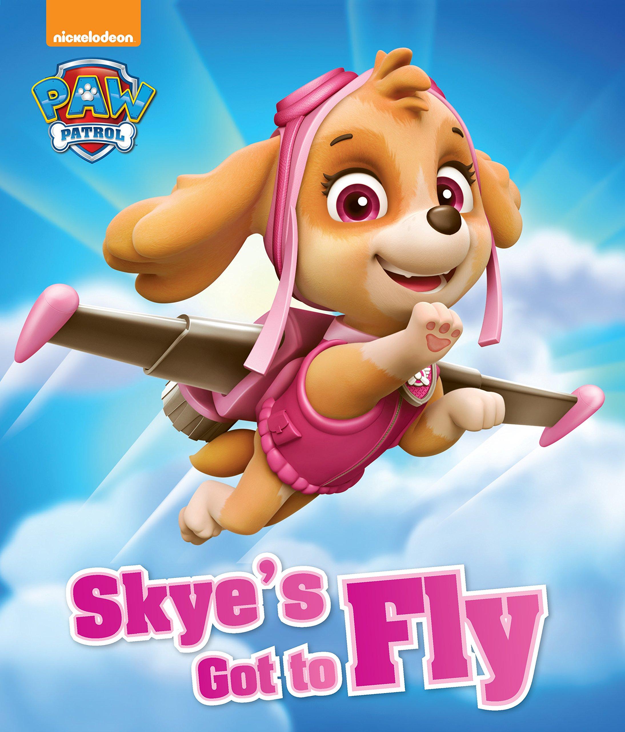 Nickelodeon fly away