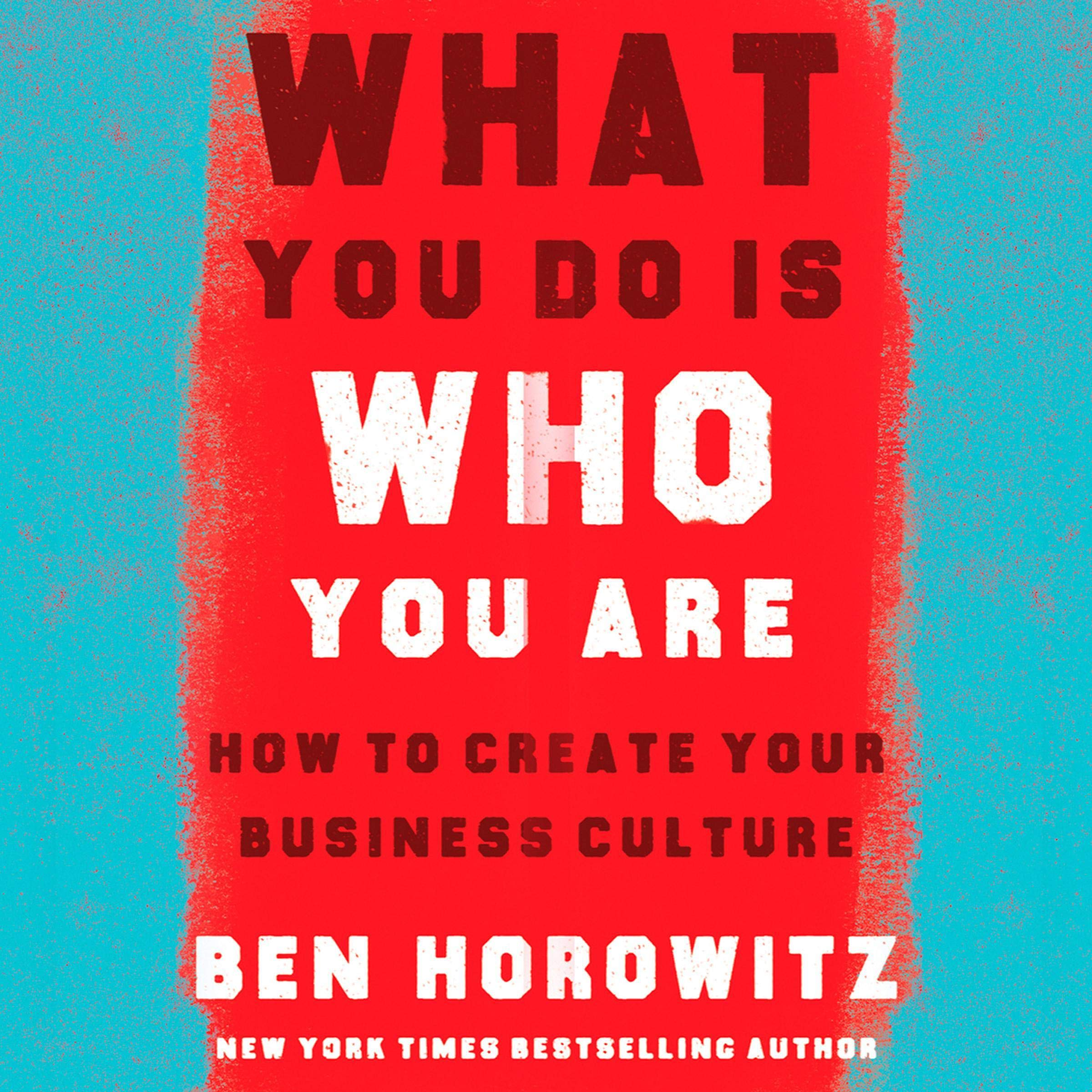 What You Do Is Who You Are  How To Create Your Business Culture