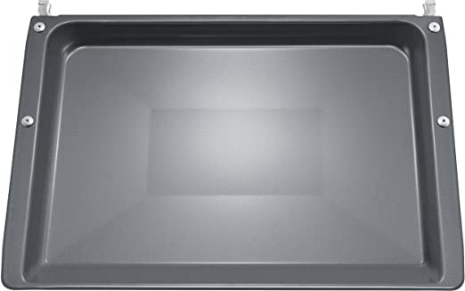 Bandeja de horno Bosch universal, color negro.
