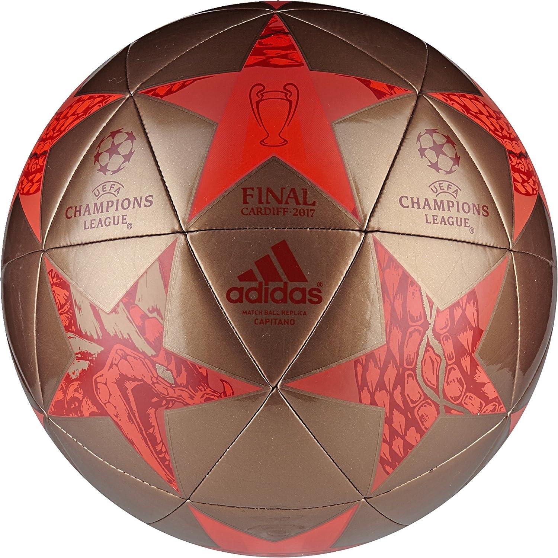 adidas Finale CDF Cap Balón de Fútbol, Hombre, Amarillo (Amabri ...
